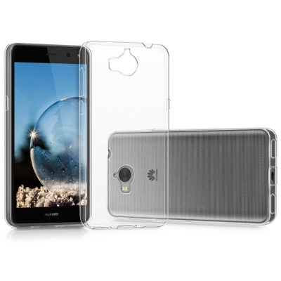 Huawei Y6(2017)  Jelly Clear Case